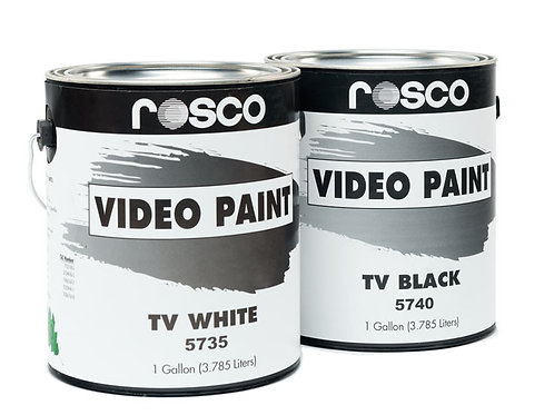 ROSCO TV PAINT 3.79L