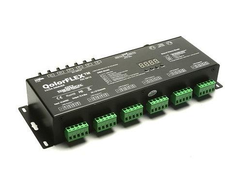 QolorFLEX 24x3A Multiverse Dimmer 2.4GHz DMX/RDM