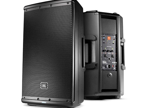 "JBL EON612 12"" 2-Way Active Loudspeaker 500W with Bluetooth"
