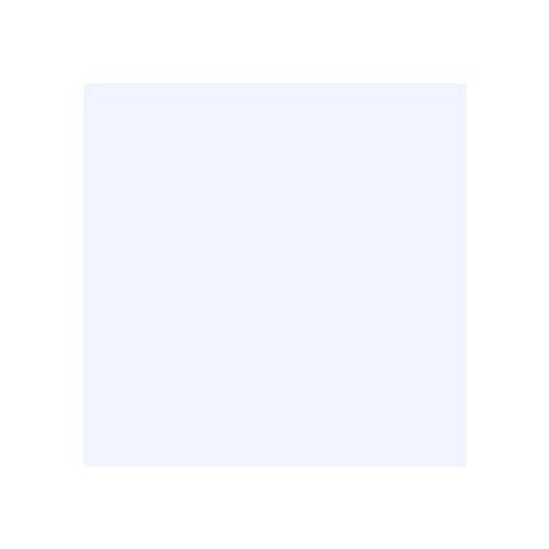 ROSCO 503 QUARTER NEW COLOUR BLUE E-COLOUR FILTER