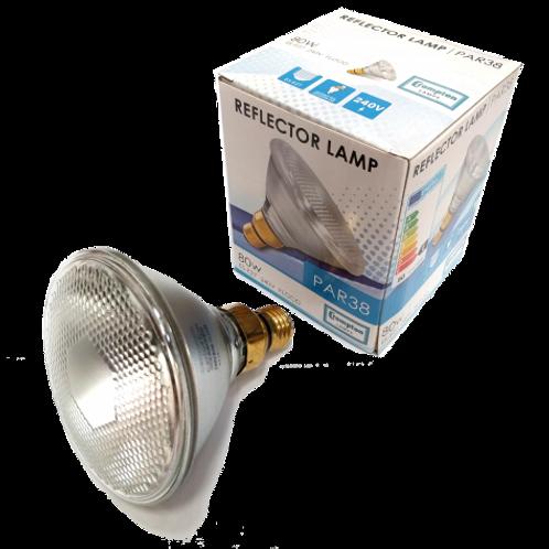 Crompton Par 38 80W ES-E27 240V Flood Lamp