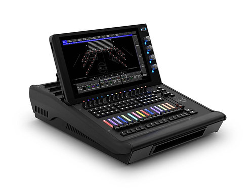 ChamSys MagicQ MQ500M Stadium Wing Console for 30 Extra Playbacks