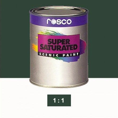 ROSCO SUPERSAT PAINT - IMPERIAL GREEN