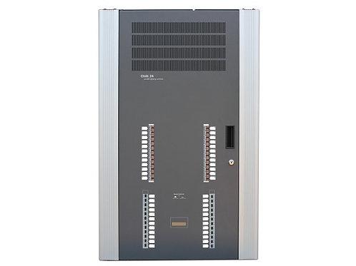 Chilli Pro 24 24x16A MCBs Standard Wall Mount Dimmer + RCD