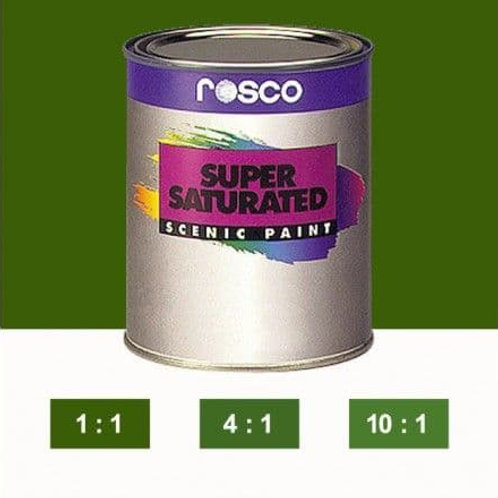 ROSCO SUPERSAT PAINT - CHROME GREEN