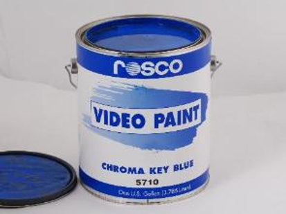 ROSCO CHROMA KEY PAINT - BLUE