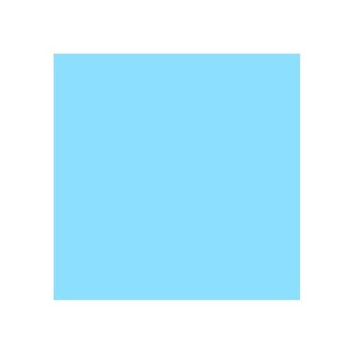 ROSCO 725 OLD STEEL BLUE E-COLOUR FILTER