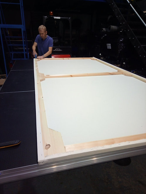 Scenery Kit Construction Quote