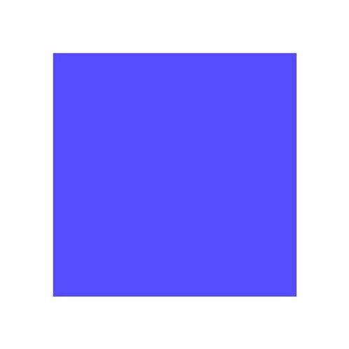 ROSCO 710 SPIR SPECIAL BLUE E-COLOUR FILTER