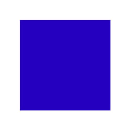 ROSCO 716 MIKKEL BLUE E-COLOUR FILTER