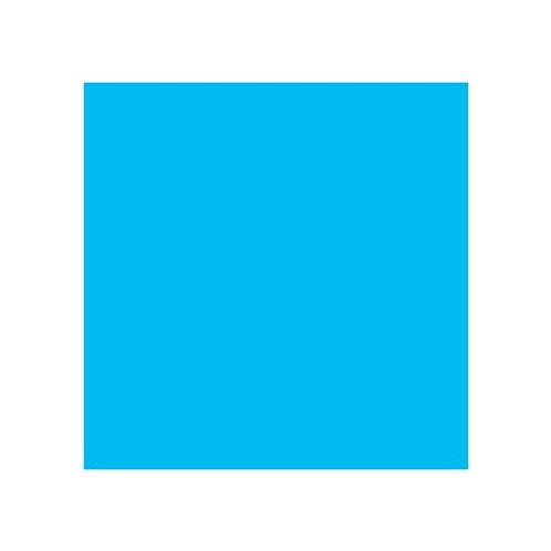 ROSCO 183 MOONLIGHT BLUE E-COLOUR FILTER