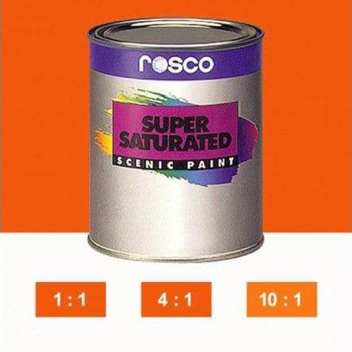 ROSCO SUPERSAT PAINT - MOLY ORANGE