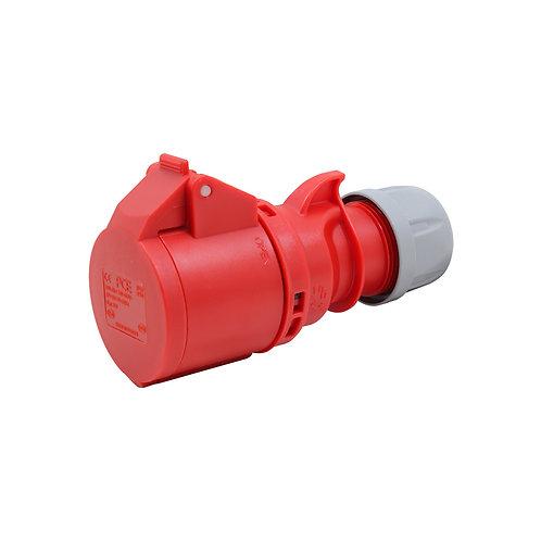 16A 415V 3P+E Socket