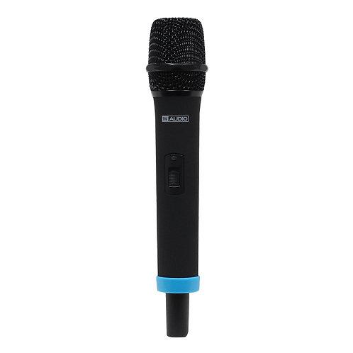 RM Quartet Replacement Handheld Microphone (863.42Mhz)