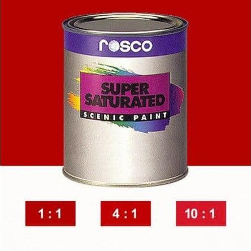 ROSCO SUPERSAT PAINT - SPECTRUM RED