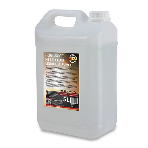 Fog juice 2 medium 5L