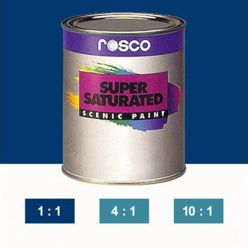 ROSCO SUPERSAT PAINT - GREEN SHADE BLUE