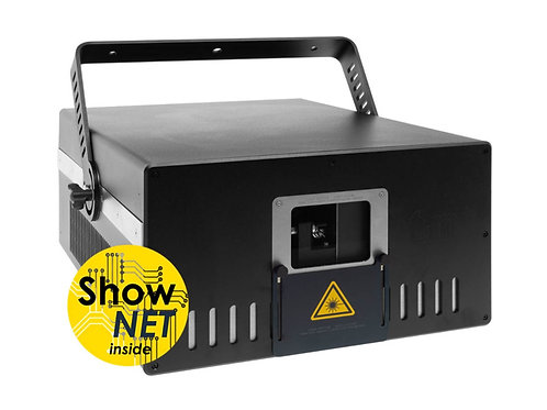 tarm RGB 9.5 HD OPSL Full Colour Laser with ShowNET 9,000mW