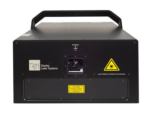 RTI NANO G 40 OPSL Green Diode Laser with ShowNET 36,000mW