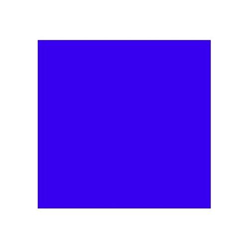ROSCO 199 REGAL BLUE E-COLOUR FILTER