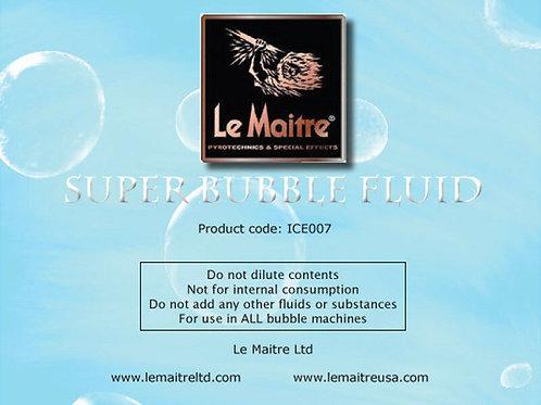 Super bubble fluid 4 x 5L