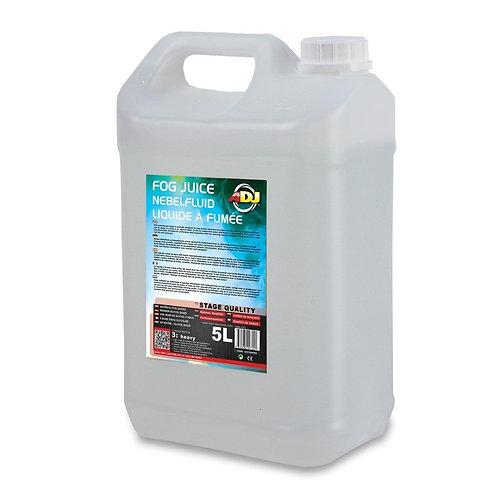 Fog juice 3 heavy 5L