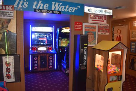Dirty Dave's Arcade