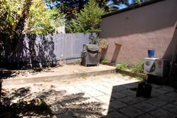 Bondi Courtyard - BEFORE