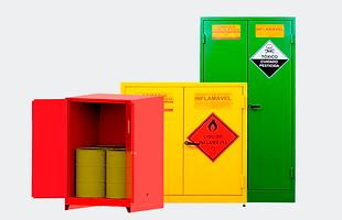 Armário corta fogo, armário para inflamáveis, armários de segurança, armários especiais