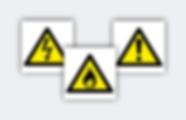 sinalização, placa, atenção, placa atenção, sinalização atenção