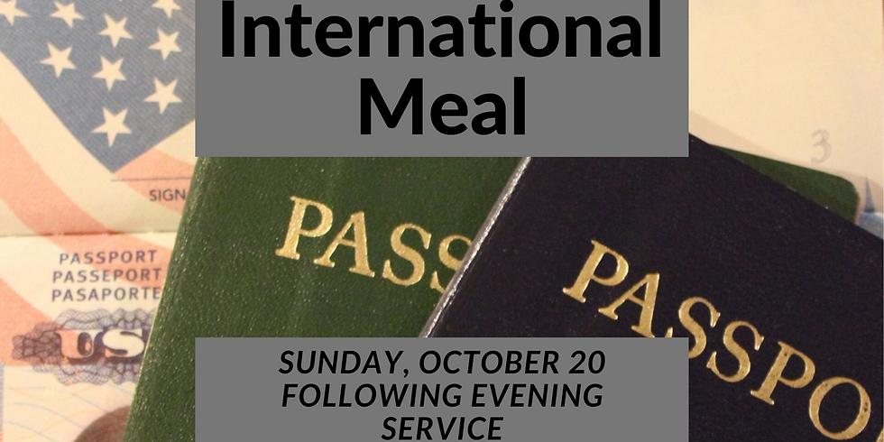 International Meal