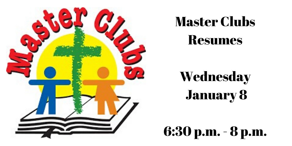 Master Clubs Resumes