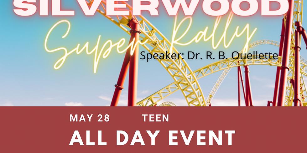 Silverwood Super Rally