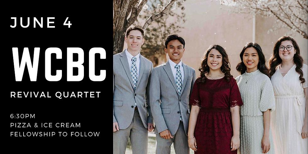 WCBC Revival Quartet