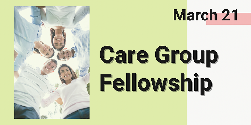Care Group Fellowship