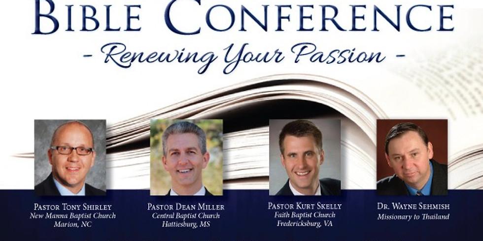 Open Door Baptist Church Bible Conference