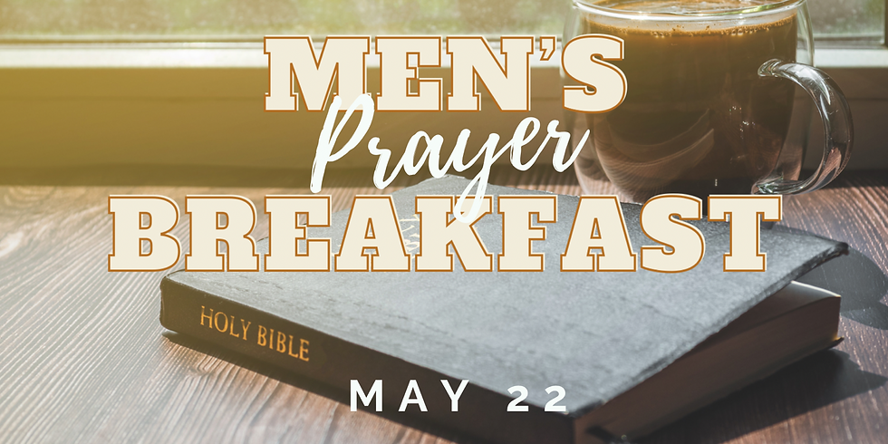Men and Boys Prayer Breakfast