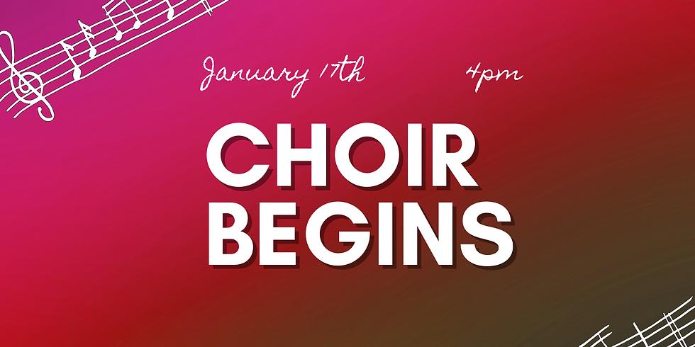 Choir Starts