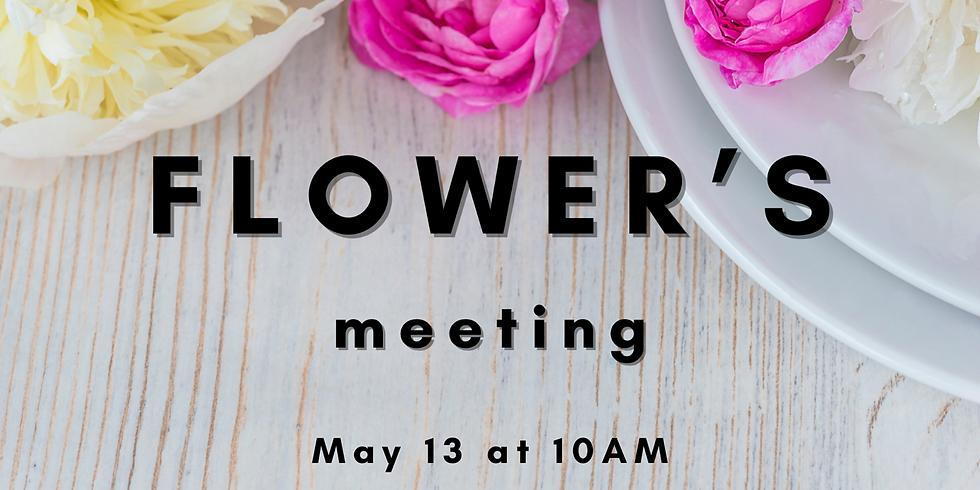 Flowers Breakfast Meeting