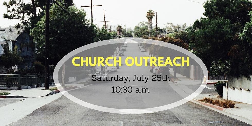 Church Outreach
