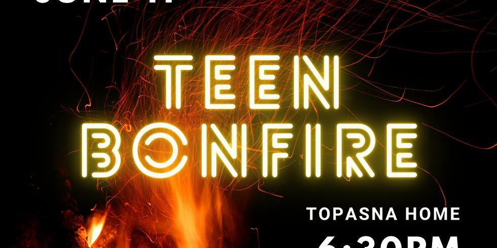 Teen Bonfire