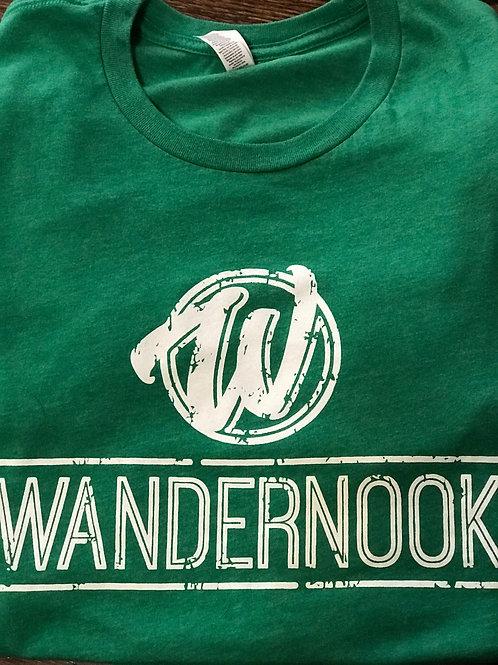 Wandernook Green Short Sleeve T-Shirt