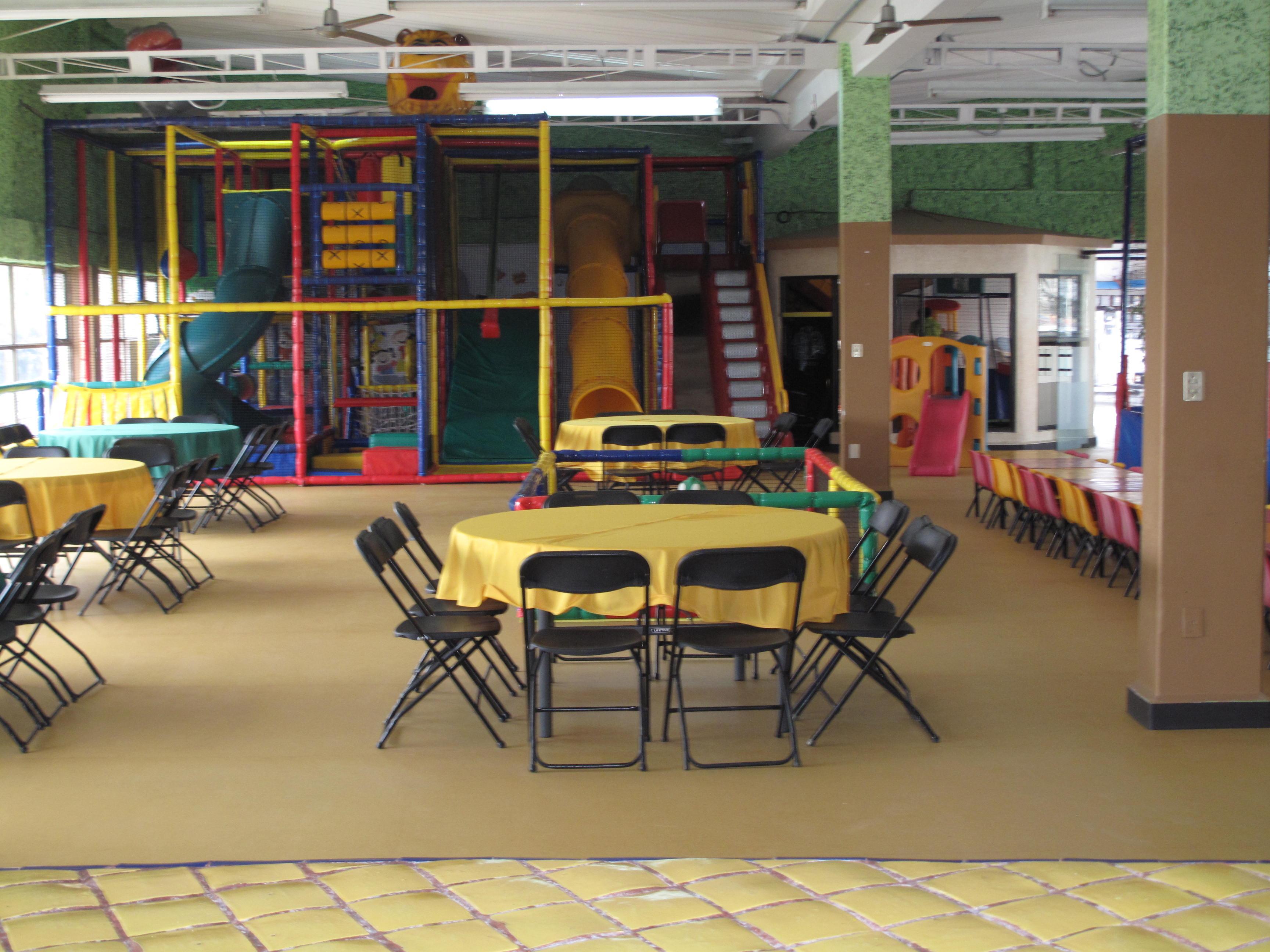 Salones de Fiestas Infantiles