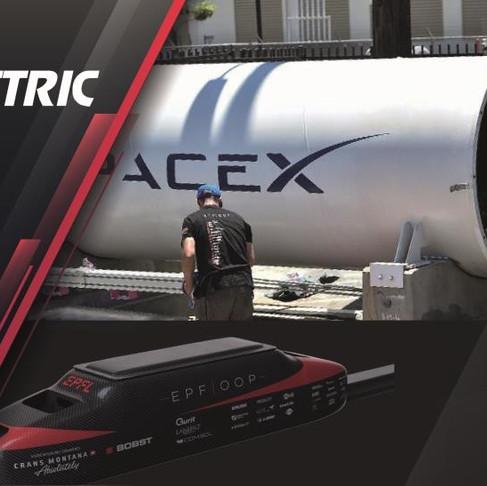 Hyperloop - Bobinage d'un prototype de moteur linéaire