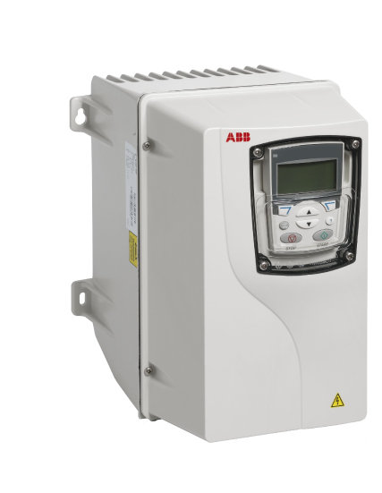 Convertisseur de fréquence triphasé ABB - Gamme ACS355 - 4kW - IP66 - 8.8A