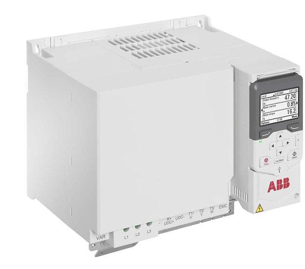 Convertisseur de fréquence triphasé ABB - Gamme ACS480 - 18.5kW - IP20 - 38A
