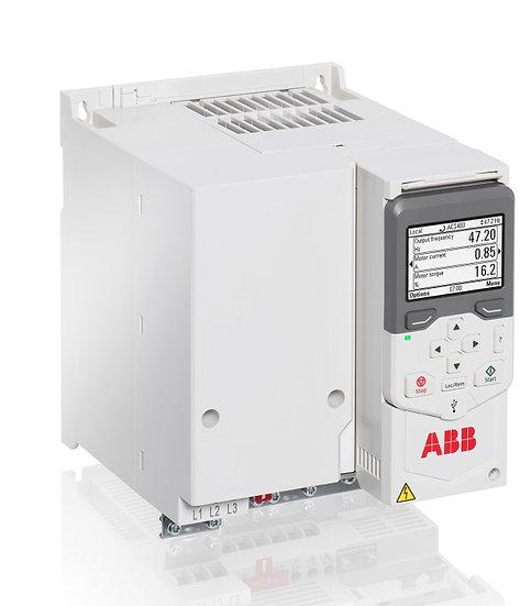 Convertisseur de fréquence triphasé ABB - Gamme ACS480 - 7.5kW - IP20 - 17A