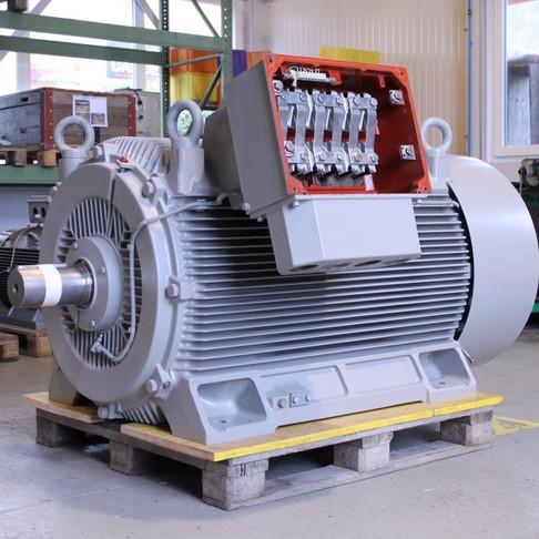 Révision d'un moteur 785kW