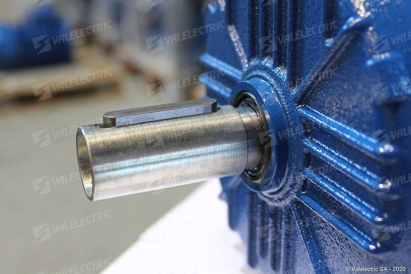 Extension d'arbre 19 a 28mm - Pour moteur IEC 80 a 100/112