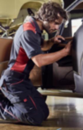 Stickerei Arbeitsbekleidung Sicherheitsbekleidung